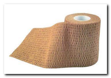 Pferdebandagen Bandage Bandagen elastisch 5m x 7,5cm flesh