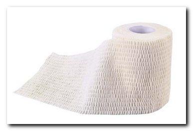 Pferdebandagen Bandage Bandagen elastisch 5m x 7,5cm weiß