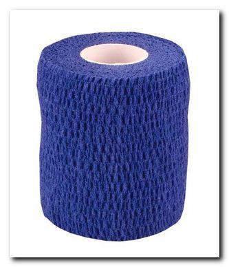 Pferdebandagen Bandage Bandagen elastisch 5m x 7,5cm blau